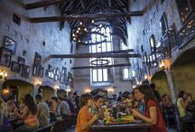 Dining at Universal Orlando Resort / Find out the best places to eat whilst exploring the thrills of the Univeral Orlando Resort!