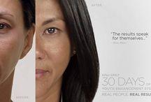 JEUESSE - РЕЗУЛЬТАТЫ / Используя эксклюзивную запатентованную формулу, которая содержит более 200 ключевых человеческих факторов роста (клеточных сигналов), омолаживающая косметика LUMINESCE мягко преображает вашу кожу и сводит к минимуму появление мелких и Глубоких морщин. Выглядите моложе, здоровее и более сияюще, так как эта революционная косметика поможет вернуть жизнь вашей коже!