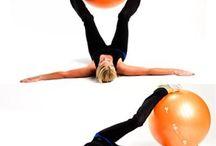 Posilování - cvičení