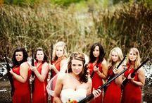 Country Wedding <3 / Engagement & Wedding Plannnnnnnns:)<3