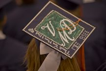 Graduation Caps / by Trine University