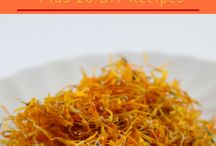 Calendula Recipes