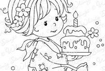 Verjaardag Ria. / verjaardag