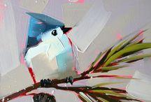 Птички / Angela Moulton