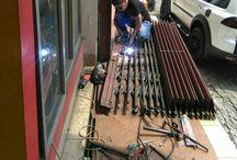 Tukang service Rolling door kalimalang, cawang, duren sawit Tlp.089633665538