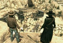 Call of Juarez: Bound in Blood / Call of Juarez: Bound in Blood is the prequel to the Wild West action shooter Call of Juarez with action beginning in 1864 and depicting two years of the McCall brothers' troublesome lives.