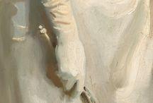 Detail peinture