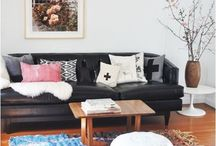 Lounges and decor