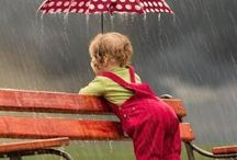 το παιδι με την ομπρελα
