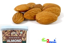 Organic Nuts & Dry Fruits / In today's health and environmentally conscious society, Farm2Kitchen.com is one stop shop for all your organic food needs in India. All the products offered by us meet all the criteria set forth by International Standards like USDA NOP, EU & India NPOP to handle, package, and sell organic certified food products.