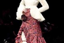 Flamenca / Diseños moda flamenca