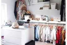 Closet Ideas / A curation of the best storage and closet ideas!