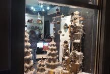Allestimenti Natale / Allestimenti, Alberi di Natale, Decorazioni Natalizie, Alberi per piazza, Natale a Pisa, Natale a Borgomanero. Vetrine Natalizie