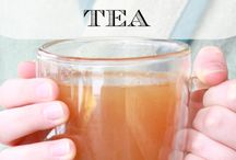 tumeric flu tea