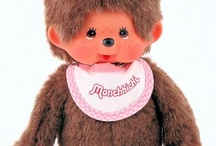 Monchhichi / Things from the past to create beautiful memories.