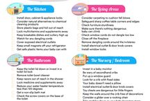 Baby Proofing and Safety Tips