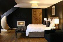Sypialnie z OKNAMI 3D™ / bedroom with bay window or dormer / Inspiracje dla sypialni na poddaszu z LUKARNAMI oraz magiczne sypialnie z WYKUSZAMI :) www.fasadaplus.pl