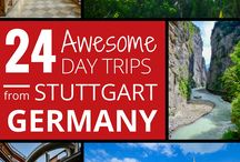 Germany Travel Inspiration & Destination Tips / Travel inspiration and practical tips for touring through Germany, my home country.