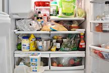 How to clean fridge and keep it organized
