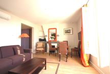Eve Paris Vacation Rentals in St. Germain / This apartment is located deep in the center of St Germain with all of its bars, restaurants cafes and galleries.