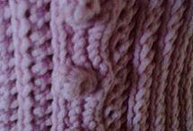 Kötött, horgolt pulcsi, kardigán, kabát / Alkotások a fonal lágyságával