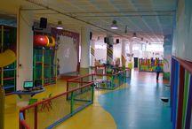 Parque de festas de aniversário, Dotylândia / Vários serviços no parque infantil Dotylândia