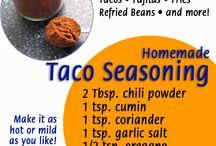 Taco Seasoning / Seasoning