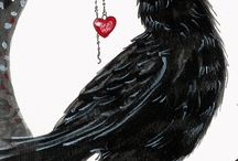 My crows