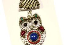Bijoux d'écharpes Collection Hiver 2016