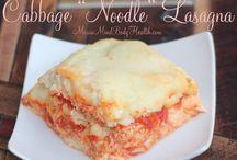 Italina Low Carb Food