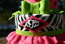 Birthday cakes ! *-*