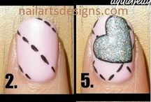 Diseños de uñas / Pintar uñas