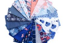 InBlue fabrics