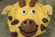 Kids Treats and Desserts / by Lawren Wilkins