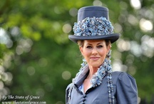 Ascot - Bespoke Hat Designs  / Head to toe bespoke design and styling for Royal Ascot.