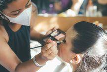 Make up/work / Maquiagens