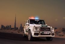 Brabus B63S / Brabus sends a G Class B63S to Dubai. It is supposed to support the local police. Read the news here: http://www.the-motorist.com/autonews/brabus-b63s-dubai-polizei.html