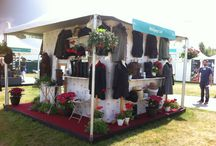 Hampton Court Flower Show 2014 / Welligogs at RHS Hampton Court Flower Show 2014