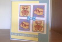 Baby Cards by Marcia / It's a girl or a boy!