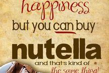 ♡  Nutella  ♡