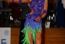 платья танцевальные