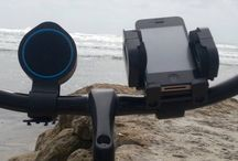 CruZen Tunes / CruZen Tunes is a bluetooth speaker and smart phone grip so you can listen while you ride!