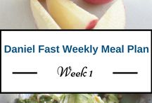 Daniel Fast / Prayer and Fasting