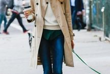 Fashion_Trench Coat