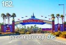 Why I love Disney! :) / by Eryka Bray