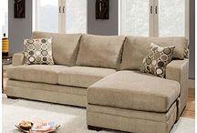 Livingroom look / by Ashley Edmonsond