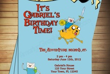 Adventure Time Party Ideas