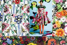 FLOWER POWER / Tendance seventies #flowerpower http://shop.redsoul.fr