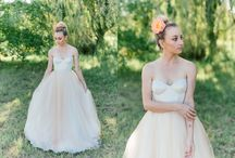 {Wedding Editorials}