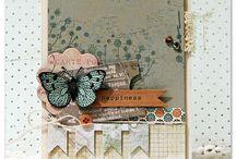 Card ideas - Butterflies